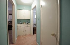 Hallway built-ins